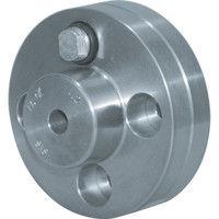 イノテック(INNOTECH) フランジ形たわみ軸継手CL呼び径140 CL140SET 1個 385-3934 (直送品)