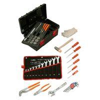 スーパーツール プロ用標準工具セット S6500N 1セット 372ー9567 (直送品)
