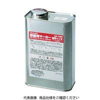 サクラクレパス サクラ 鉄鋼用マーカー補充インキ 黒 HPKK1000ML49BK 1缶 384ー8060 (直送品)