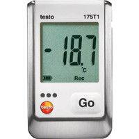 テストー テストー 温度データロガ内蔵1チャンネル TESTO175T1 1台 392ー4858 (直送品)