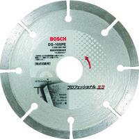 BOSCH(ボッシュ) ダイヤホイール 105PEセグメント DS105PE 1枚 378ー4789 (直送品)