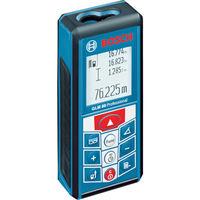 BOSCH(ボッシュ) レーザー距離計 GLM80 1台 393-7003 (直送品)