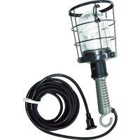 ハタヤリミテッド ハタヤ 防雨型蛍光灯ハンドランプ 単相100V 10W 電線10m付 CWF10D 1台 382ー2290 (直送品)