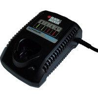 ブラック・アンド・デッカー(BLACK+DECKER) 10.8Vリチウム電池用充電器 LC1013 1個 390-8186 (直送品)