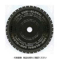 モトユキ モトユキ グローバルソーファインメタル 鉄ステン兼用 GLA205G 1枚 379ー3141 (直送品)