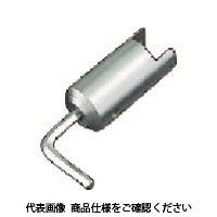 京都機械工具 KTC 交換式用 六角棒ヘッド ショートタイプ 4mm GX13-H04S 1個 392-1905 (直送品)