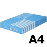 コピー用紙 マルチペーパー スーパーホワイト+ A4 1冊(500枚入) 高白色 アスクル