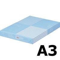 コピー用紙 マルチペーパー スーパーホワイト+ A3 1冊(500枚入) 高白色 アスクル