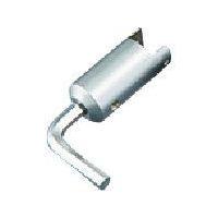 京都機械工具 KTC 交換式用 六角棒ヘッド スタンダードタイプ 4mm GX13-H04 1個 392-1891 (直送品)