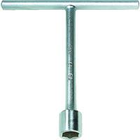 旭金属工業 ASH T型ボックスレンチ6mm TB0006 1丁 376-6527 (直送品)