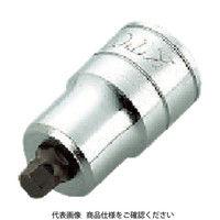 京都機械工具 9.5sq.スタッビヘキサゴンビットソケット 10mm BT3-10SS 1個 383-6321 (直送品)