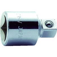 旭金属工業 ASH ソケットレンチ用アダプター12.7凹x9.5凸 VA4030 1個 376ー6756 (直送品)
