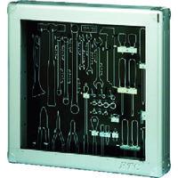 京都機械工具 KTC 薄型収納メタルケース EKS103 1個 383ー7581 (直送品)