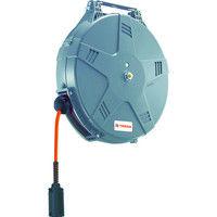 三協リール TRIENS エアーホースリール 内径6.5mm×20m SHR-20Z 1台 374-1460 (直送品)
