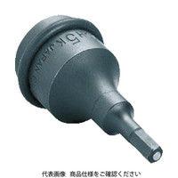 TONE TONE インパクト用ヘキサゴンソケット(マグネット付) 8mm 4AH08K 1個 387ー5679 (直送品)
