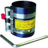 日平機器 ピストン装着工具 ピストンリングコンプレッサー H-19 1個 381-9868 (直送品)