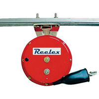 中発販売 Reelex 自動巻アースリール 吊下げ取付タイプ ER310C 1台 375ー4162 (直送品)