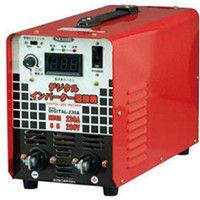 日動工業 直流溶接機 デジタルインバータ溶接機 単相200V専用230A DIGITAL-230A 1台 394-9907 (直送品)