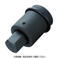 TONE TONE インパクト用ヘキサゴンソケット(差替式) 8AH19H 1セット 387ー6110 (直送品)