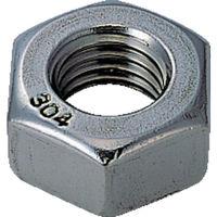 トラスコ中山(TRUSCO) 六角ナット1種 ステンレス サイズM4X0.7 105個入 B25-0004 1パック(105個) 160-7120 (直送品)