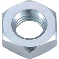 トラスコ中山 TRUSCO 六角ナット3種 三価白 サイズM20X2.5 2個入 B7560020  300ー3329 (直送品)