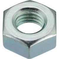 トラスコ中山 TRUSCO 六角ナット1種 三価白 サイズM16X2.0 5個入 B7240016 285ー8096 (直送品)