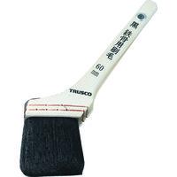トラスコ中山 TRUSCO 黒鉄骨用刷毛 25号 TPB222 1本 254ー7848 (直送品)