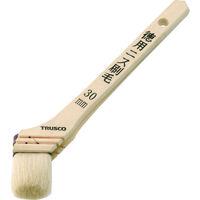 トラスコ中山 TRUSCO 徳用ニス刷毛木柄 10号 TPB426 1本 254ー8526 (直送品)