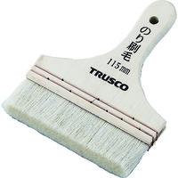 トラスコ中山 TRUSCO 糊刷毛 4寸 TPB475 1本 254ー9158 (直送品)