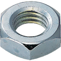 トラスコ中山 TRUSCO 六角ナット3種 ユニクロム サイズM20X2.5 6個入 B560020 160ー7448 (直送品)