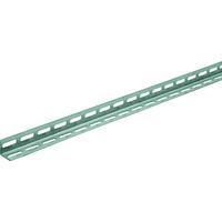 トラスコ中山(TRUSCO) 配管支持用穴あきアングル L40型 ステンレス L2400 5本組 TKL4-W240-S 287-2471 (直送品)