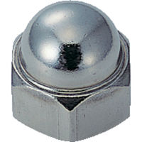 トラスコ中山(TRUSCO) 袋ナット ステンレス サイズM5X0.8 34個入 B40-0005 1パック(34個) 160-7782 (直送品)