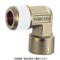 トラスコ中山 TRUSCO ねじ込み継手 エルボ R1/4ーRC1/8異径 TN0211L 1個 257ー6716 (直送品)