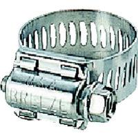 トラスコ中山(TRUSCO) ステンレスホースバンド 締付径 14.0mm~27.0mm(10個入) 63010 1箱(10個) 106-6013 (直送品)