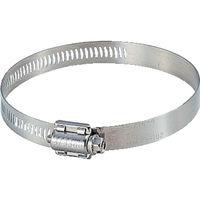 トラスコ中山 BREEZE ステンレスホースバンド 締付径 64.0mm~140.0mm 63080 106ー6170 (直送品)