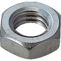 トラスコ中山 TRUSCO 六角ナット3種 ステンレス サイズM20X2.5 3個入 B570020 160ー7600 (直送品)
