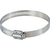 トラスコ中山 BREEZE ステンレスホースバンド 締付径 105.0mm~178.0mm 63104 106ー6200 (直送品)