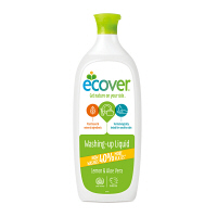 エコベール 食器用洗剤 レモン 1000ml 1箱(12本入)