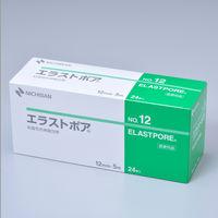 ニチバン エラストポア No.12 1.2cm×5m 1箱(24巻入) (取寄品)