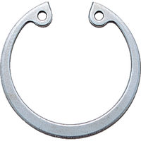 トラスコ中山(TRUSCO) スナップリング穴用 ステンレス 呼び径R-14 (13個入) B91-0014 1パック(13個) 161-0546 (直送品)
