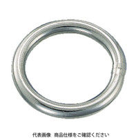 トラスコ中山 TRUSCO 丸リンク ステンレス製 7mm 1個入 TMR745 1袋 275ー0007 (直送品)