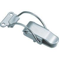 トラスコ中山 TRUSCO パッチン錠 曲線アームタイプ・スチール製 P1472 1セット(4個:4個入×1パック) 232ー8305 (直送品)