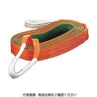 トラスコ中山 TRUSCO ベルトスリング JIS3等級 両端アイ形 50mmX5.5m G5055 1本 118ー6027 (直送品)