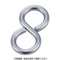 トラスコ中山 TRUSCO 豆Sカン ステンレス製 5.0mm 5個入 TSJ50 1セット(5個:5個入×1袋) 300ー8967 (直送品)