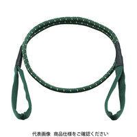 トラスコ中山(TRUSCO) ロープスリング 0.8t 15mmX4.0m TRS8-40 1本 287-0479 (直送品)