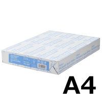 コピー用紙 マルチペーパー スーパーホワイトJ A4 1冊(500枚入) 高白色 国内生産品 アスクル
