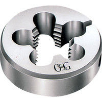 オーエスジー OSG ねじ切り丸ダイス 20径 M2.6X0.45 RD20M2.6X0.45 1個 202ー2231 (直送品)