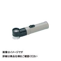 東海産業 ピーク ライト・ルーペ15×15倍拡大鏡 2023 1台 102ー4655 (直送品)