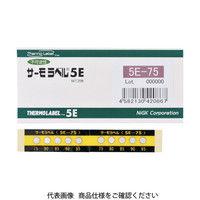 日油技研工業 ニチユ サーモラベル5点表示屋外対応型 不可逆性170度 5E170 1セット(1ケース:20枚入×1) 308ー3390 (直送品)
