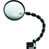 池田レンズ工業 池田レンズ マグネットルーペ 1720PM 1個 321ー6268 (直送品)